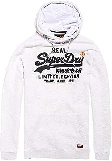 b4e8f236c71 Amazon.co.uk: Superdry - Hoodies / Hoodies & Sweatshirts: Clothing