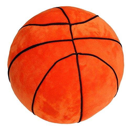 Basketball Shaped Pillow