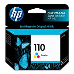 HP 110 ink cartridges work with: HP Photosmart A310, A432, A440, A444, A447, A512, A516, A536, A612, A616, A617, A626, A637, A646, A716, A717, A827. Up to 2x more prints with Original HP ink vs refill cartridges. Original HP Cartridge Yield (approx):...