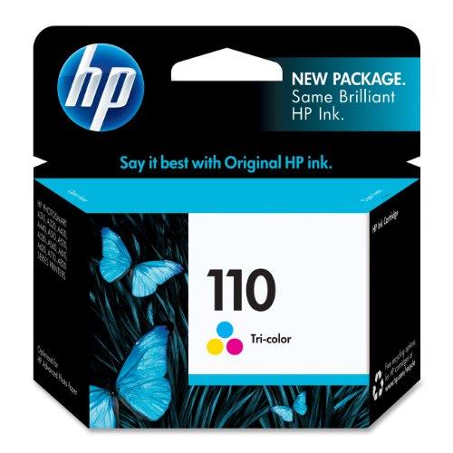 HP 110   Ink Cartridge   Tri-color   CB304AN