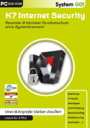 K7 Internet Security [import allemand]