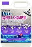 Pro-Kleen Pro+ Detergente per tappeti e tappezzeria – 4 in 1 concentrato – Adatto per tutte le macchine 5L (Lavender)