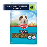 Kaytee KY99996 Forti Diet Pro Health Food for Guinea Pig, 25-Pound