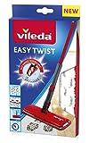 Vileda recharge Easy Twist - recharge pour balai à plat Easy Twist avec essoreur intégré - ref 158410