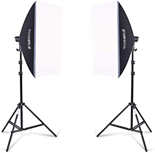 Taidda Flash Lamp Bag #2 Portable Wear-Resistant Durable Dirt-Resistant Photoflash Camera Flash Lamp Storage Bag Outdoor Photography Accessories Black