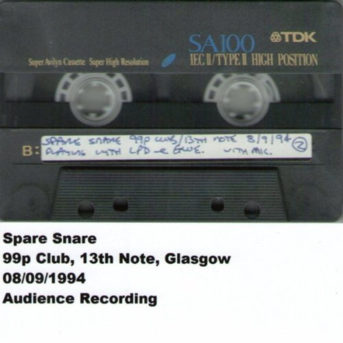 99p Club, 13th Note, Glasgow, 08.09.1994 (Live Audience Recording)