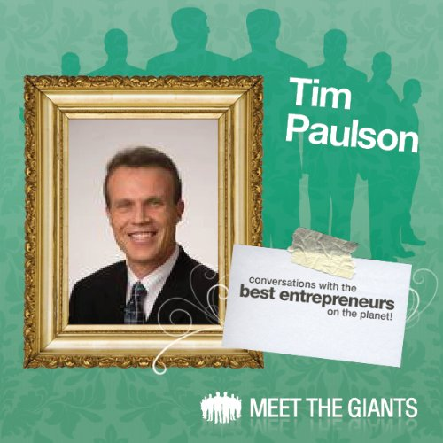Tim Paulson - Marketing Legend and the Head Coach of Coaches audiobook cover art