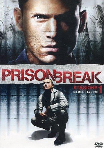 Prison Break Stg.1 (Box 6 Dvd)