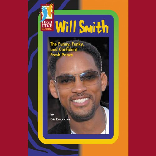 Will Smith audiobook cover art