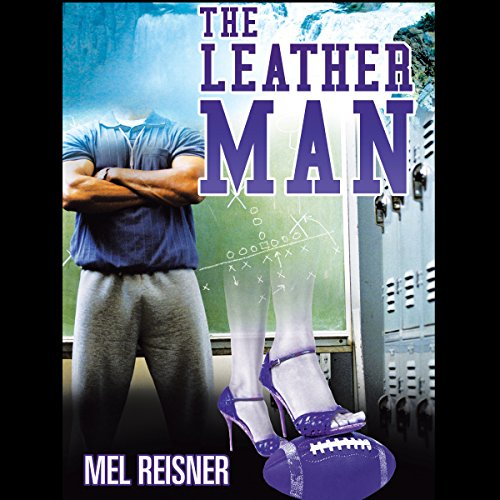 The Leather Man audiobook cover art