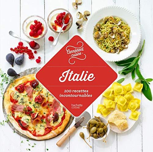 Livre de cuisine Italienne Italie 100 recettes authentiques