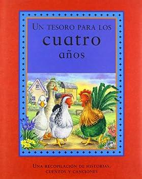 Un Tesoro Para Los Cuatro Aos 1405434287 Book Cover