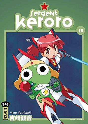 Sergent Keroro - Tome 15