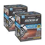 Rust-Oleum RockSolid Copper Pot Metallic Garage Floor Kit - 2 Pack