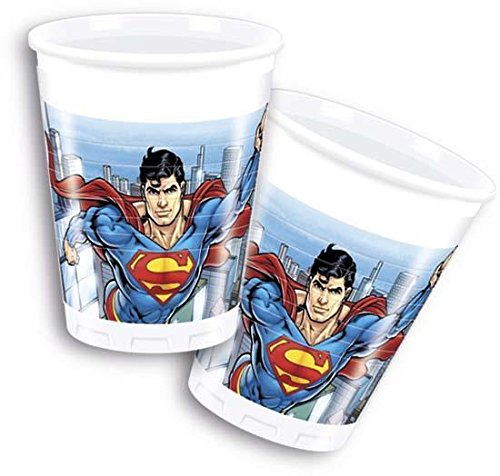 Vasos De Superman