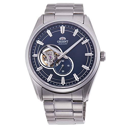 Orient Reloj Analógico para Hombre de Automático con Correa en Acero Inoxidable RA-AR0003L10B