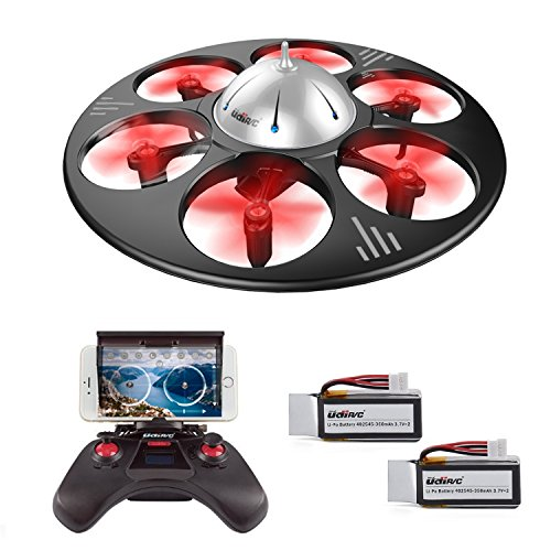 DBPOWER U845 UFO Drone for Kids with Camera Headless Mode Remote & Smartphone Control...