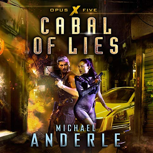 Cabal of Lies cover art