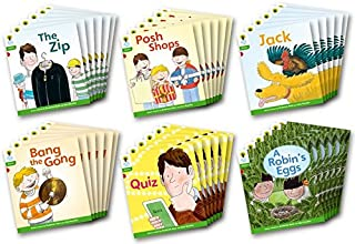 Floppy's Phonics Fiction, Stage 1: Class Pack of 36 (Oxford Reading Tree: Stage 2 Floppy's Phonics Fiction)