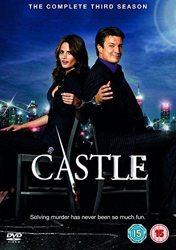 Castle Season 3 DVD [UK Import]