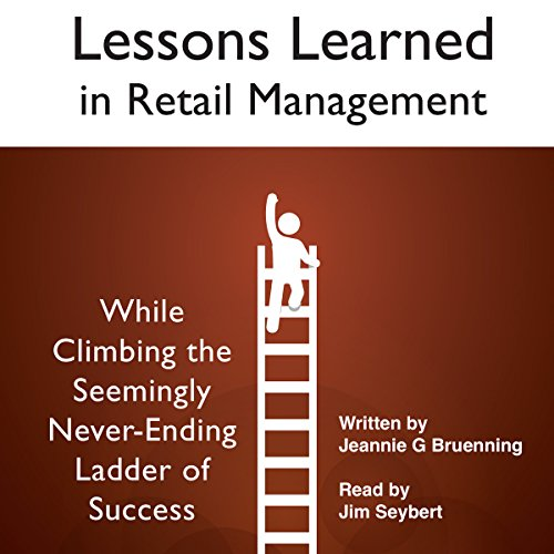 Lessons Learned in Retail Management audiobook cover art