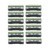 Schick Hydro Skin Comfort Sensitive 3 Blade Razor Refills, 12 Count