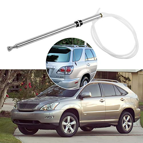 CHAOGANG Power Antenna Mast AM/FM Radio Aerial Antenna Mast Car Replacement for Lexus RX300 1999-2003 JDM Harrier XU10#86337-0W030