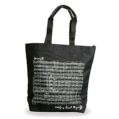 Shopper Mozart black - GIFT