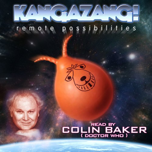 Kangazang! audiobook cover art