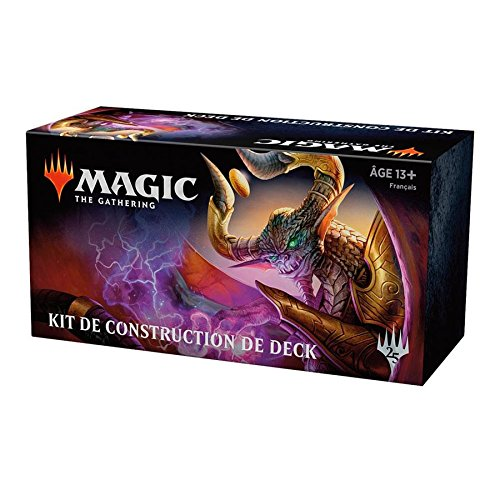 Magic The Gathering Core Set 2019 - Kit de Construction En Français