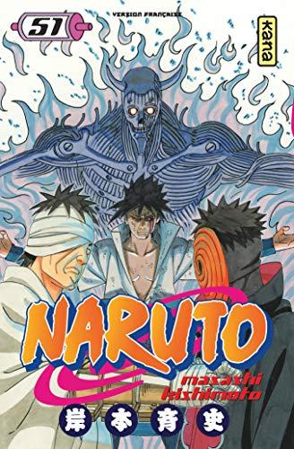 Naruto, tome 51