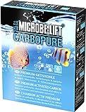 MICROBE-LIFT Carbopure - Medio Filtrante de Carbono Activado, Ayuda en Caso de Agua Amarilla, Medicamentos, Sustancias Tóxicas en el Acuario