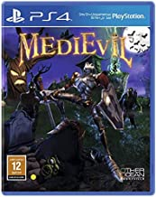 MediEvil - Official KSA Version with Arabic (PS4)