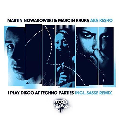 Martin Nowakowski & Marcin Krupa