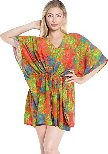 LA LEELA Vestido de diseñador Vestido de Verano Ropa de Pla