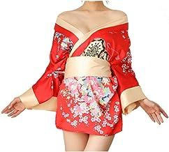 FJXJLKQS Conjunto De Pijama Sexy Tentación Erótica Sexy Tentación Más Tamaño,Red-L
