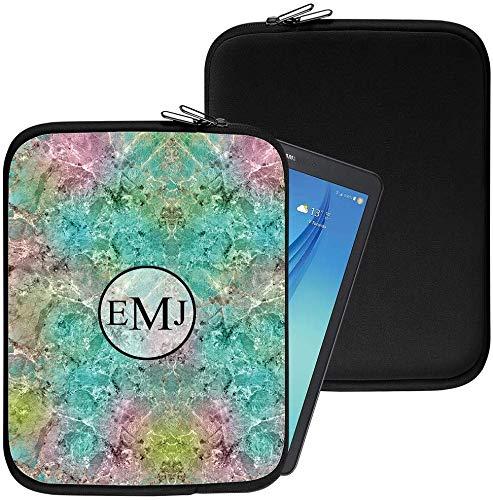 Personalisiert Marmor Neopren Tablethülle Case Tasche (51) für Huawei Honor T1 7.0 (7