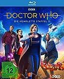 Doctor Who - Staffel 11 [Blu-ray]