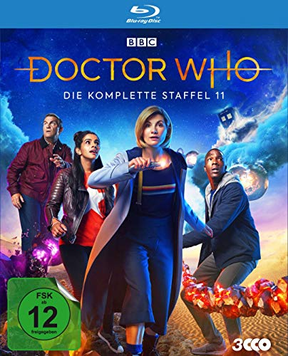 Staffel 11 [Blu-ray]