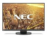 NEC MultiSync EA245WMi-2 Pantalla para PC 61 cm (24') WUXGA LED Plana Negro - Monitor (61 cm (24'), 1920 x 1200 Pixeles, WUXGA, LED, 6 ms, Negro)