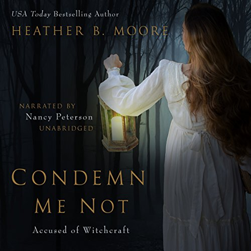 Condemn Me Not audiobook cover art