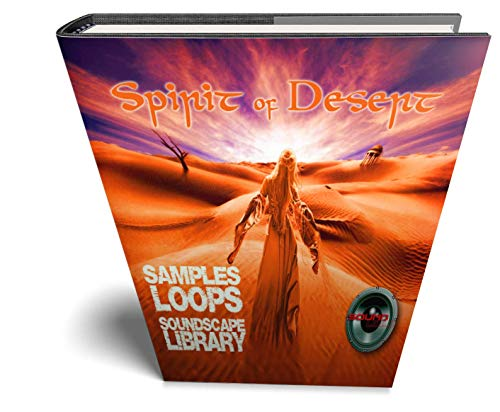 Desert Spirit of Desert - Große Original 24-Bit Wave / Kontakt Samples / Loops / Soundscapes Library