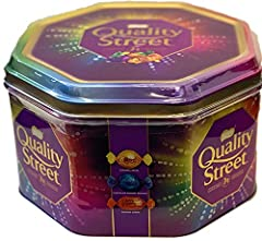 This is one Tin of Quality Street Chocolates - 1kg