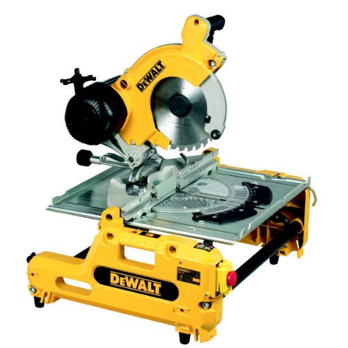 Dewalt DW743N Tisch, Kapp und Gehrungssäge DW 743 N