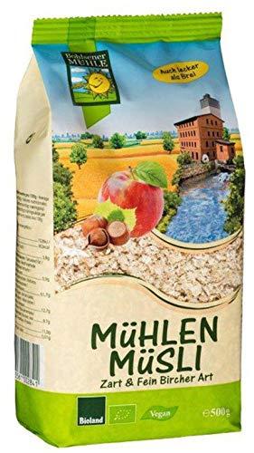 Bohlsener Mühle Bio Mühlen Müsli Zart & Fein (6 x 500 gr)