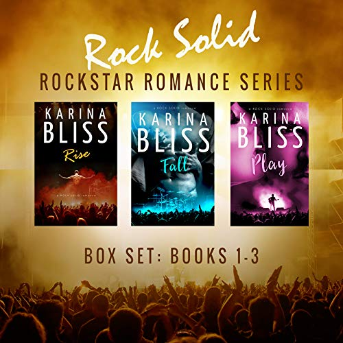 Rock Solid Rockstar Romance Series: Box Set: Books 1-3 (A Rock Solid Romance) (English Edition)