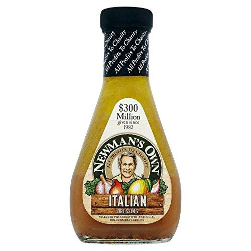 Newman's Own Lot de 2 sauces italiennes 250 ml