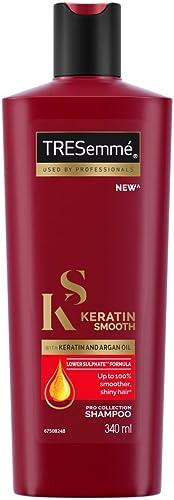 TRESemme Keratin Smooth Shampoo, 340ml