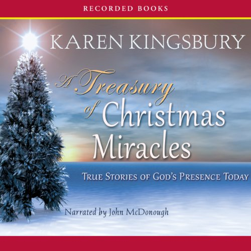 Treasury of Christmas Miracles cover art
