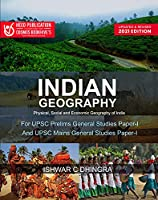 INDIAN GEOGRAPHY For UPSC Prelims & Mains General Studies Paper-1( English)